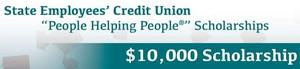 State Employees' Credit Union Scholarship