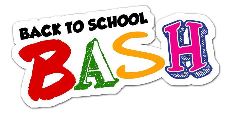 Back to School Bash on 7/31/19!!! Thumbnail Image