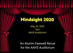Hindsight 2020 show picture