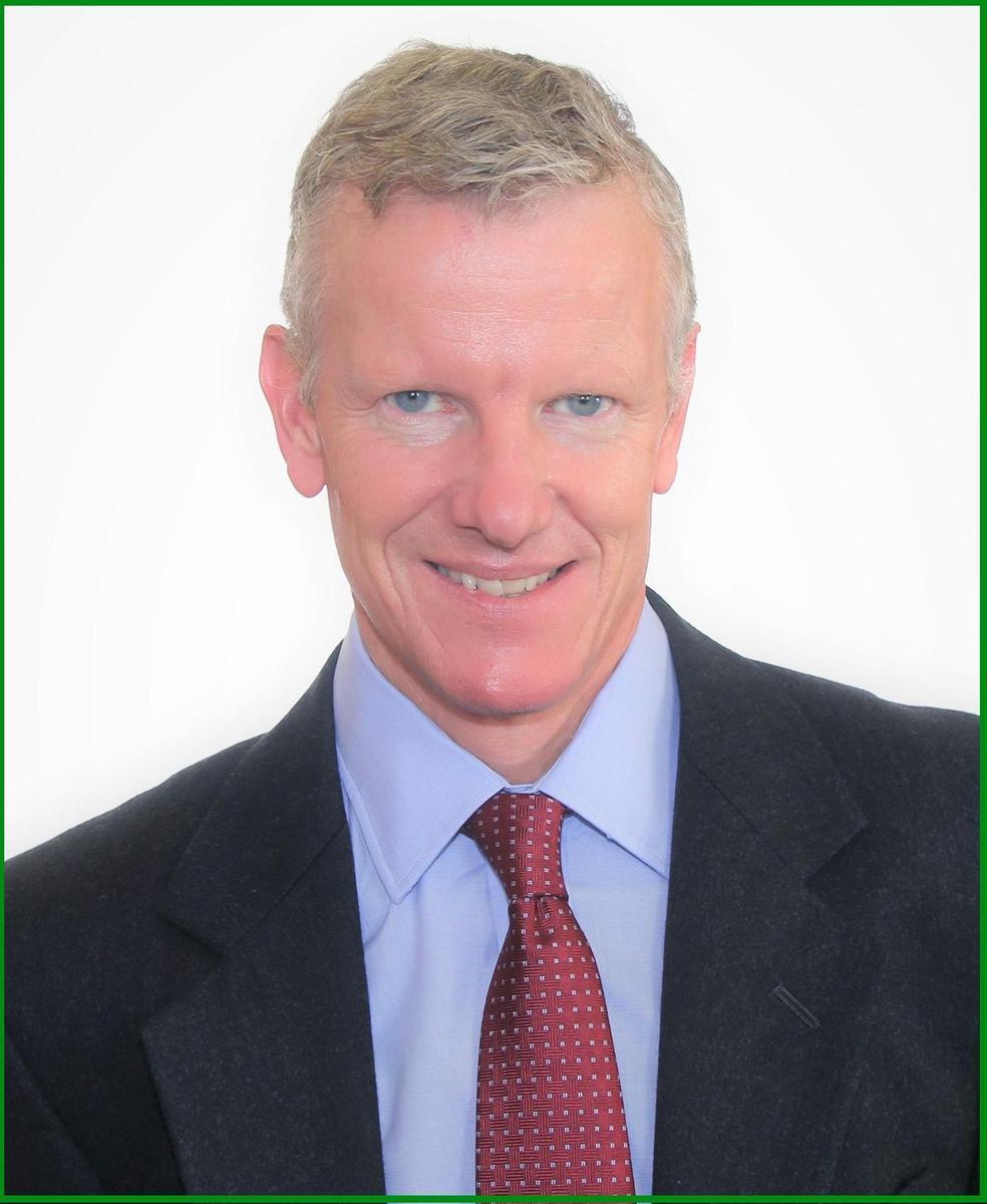 Mr. Rupert Cox, Headmaster