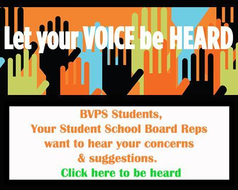 student reps want to hear from students