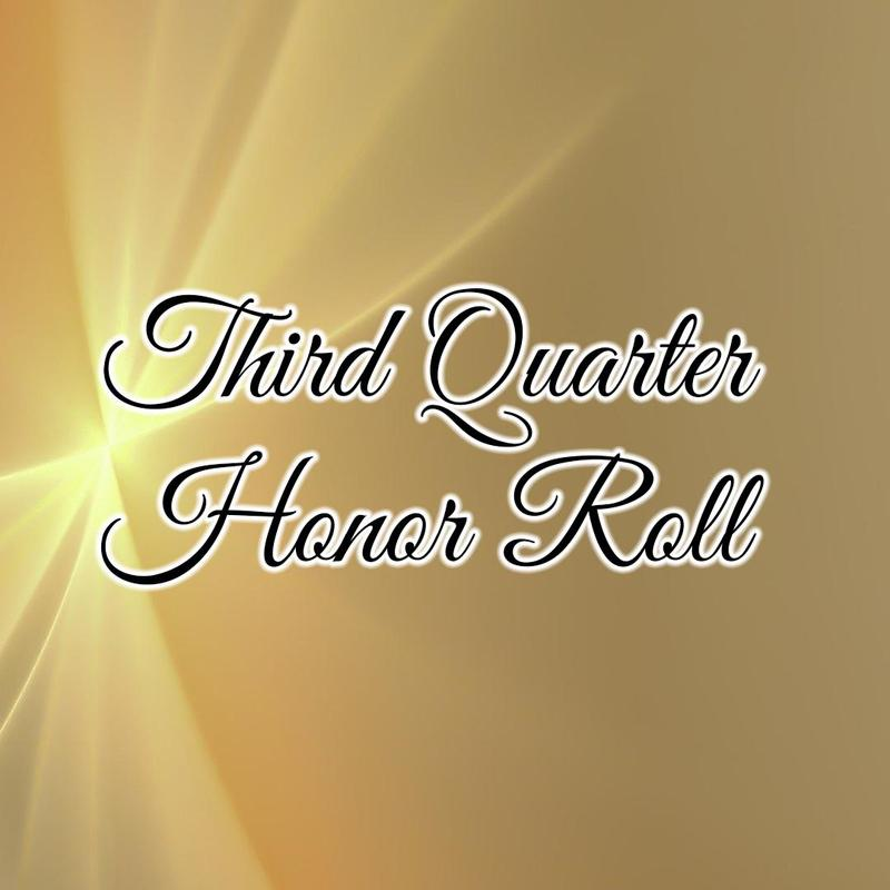 Honor Roll is Announced Thumbnail Image