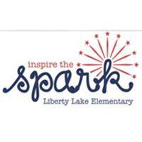 Inspire the Spark logo for Liberty Lake Elementary
