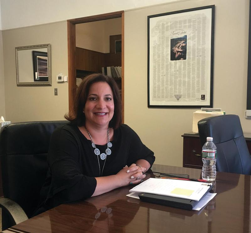 Cranston Superintendent Jeannine Nota-Masse selected as 2022 RI Superintendent of the Year Featured Photo