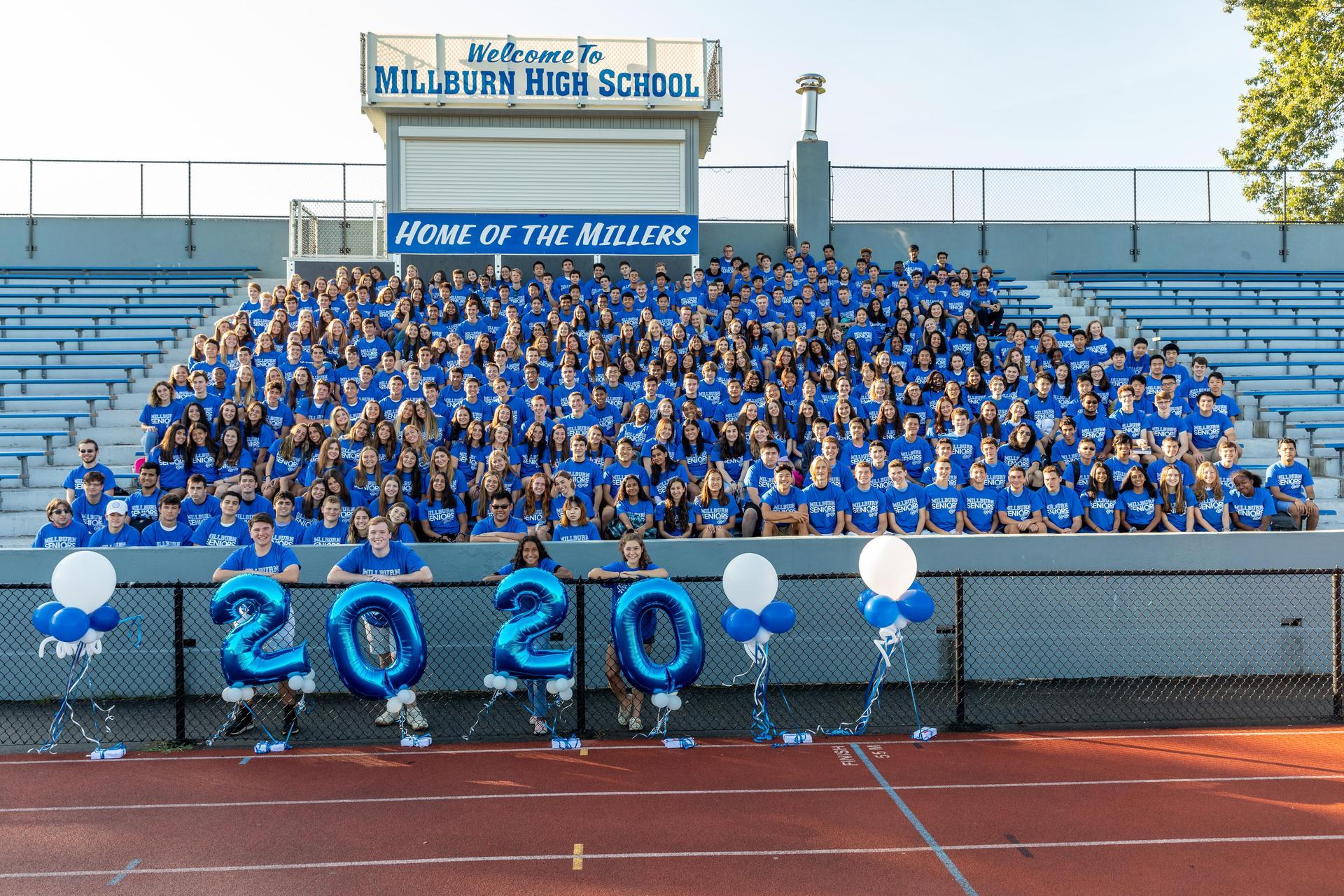 Millburn High School Class of 2020