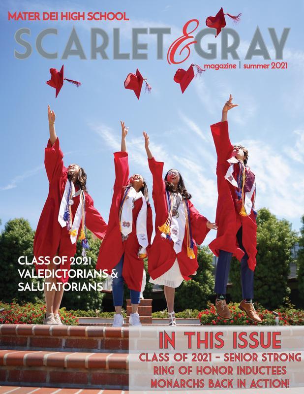 Scarlet & Gray Magazine Featured Photo