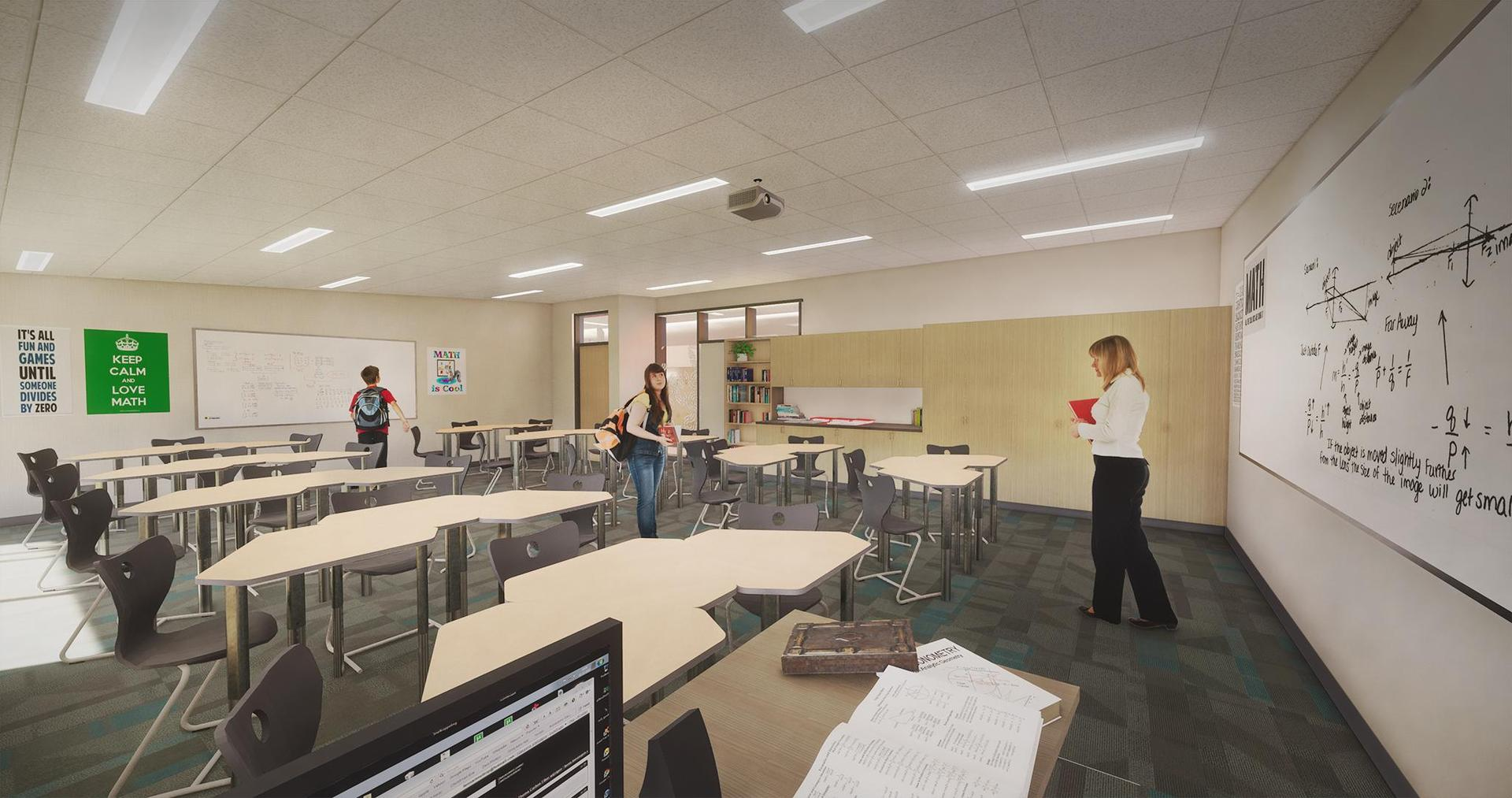 HMS Classroom