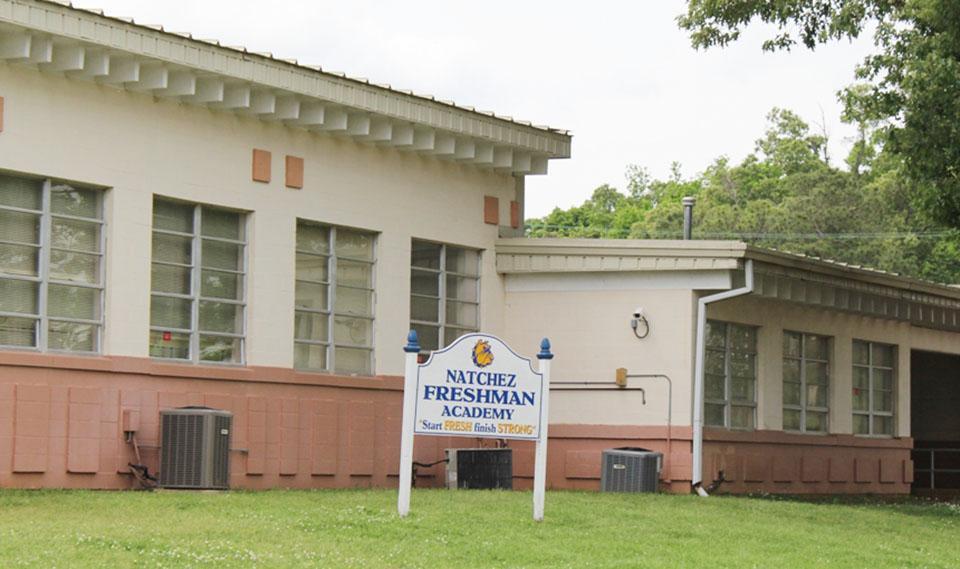 Natchez Freshman Academy, Natchez, MS