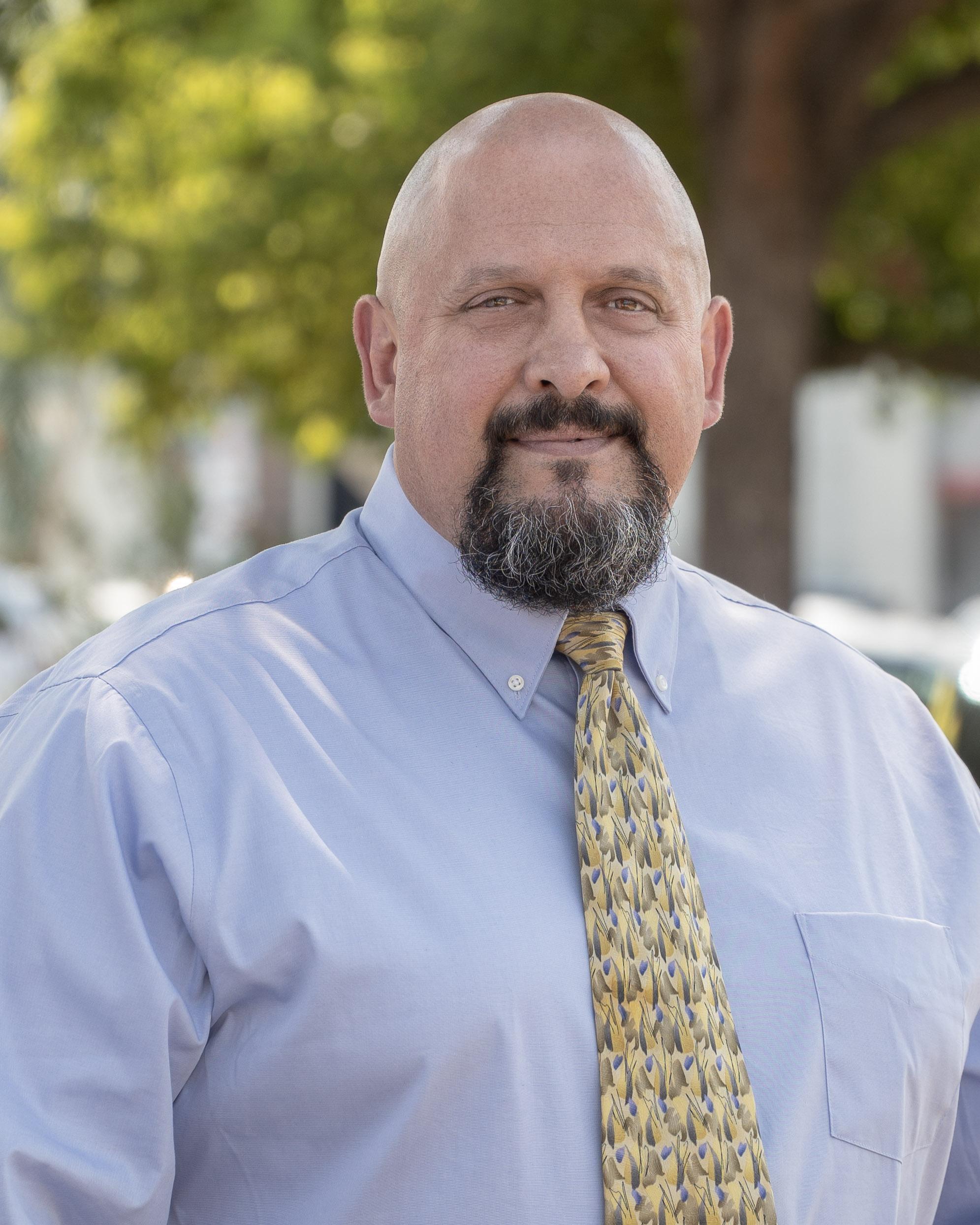 Principal Andrew Alvidrez