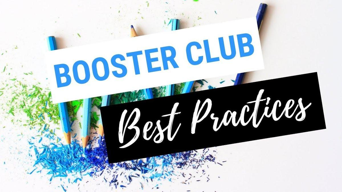 Booster Clubs
