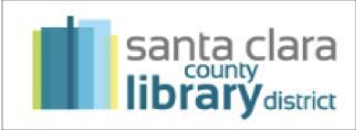 Santa Clara County Library district eBooks