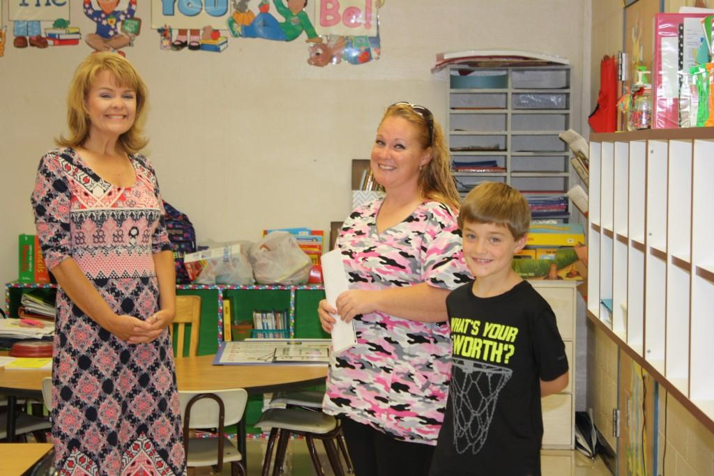 Candy Seals kindergarten teacher