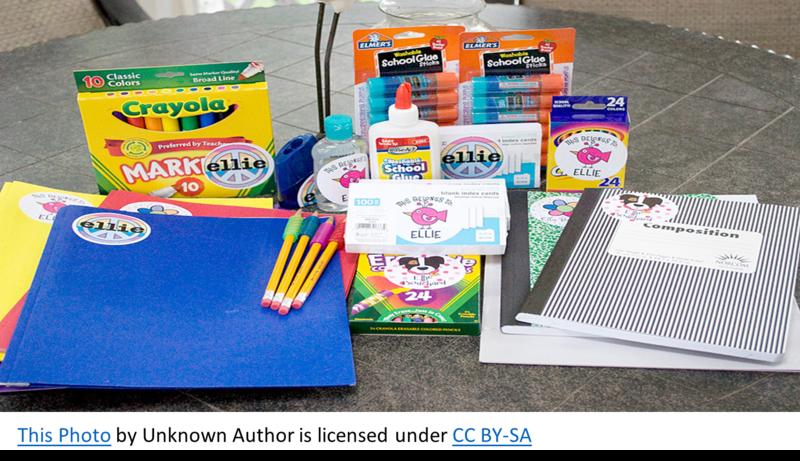 ZIS SCHOOL SUPPLY LIST GRADES 3-5 Featured Photo
