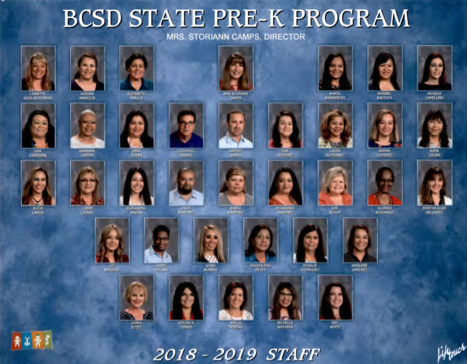 Does Pre K Make Any Difference >> State Pre K Program State Pre K Program Bakersfield City School