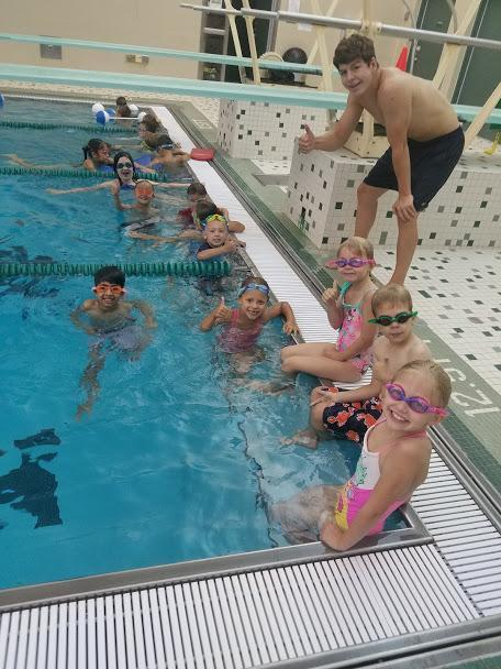 Elementary Swim Team