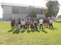 Nueva students @ BC Planetarium  10-17-17