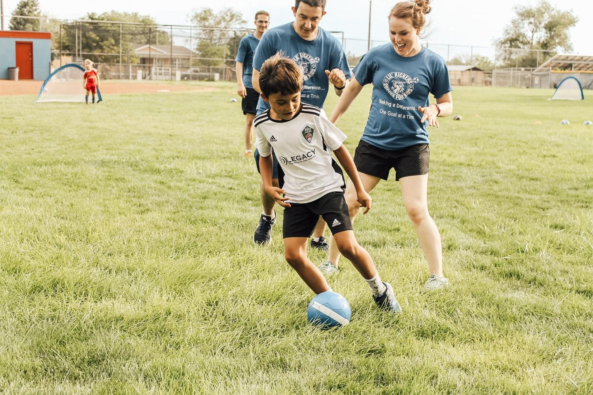 Children's Soccer Clinic @ Alumni Weekend