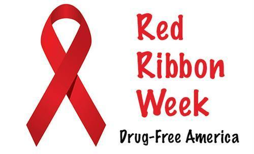 Red Ribbon Week is Next Week! 10/26-10/30 - Click to see the daily theme! Thumbnail Image