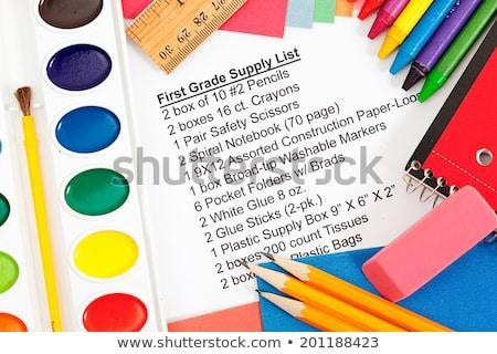 Supply List for 2021-2022 School Year in English Thumbnail Image