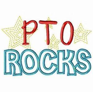 PTO Rocks sign