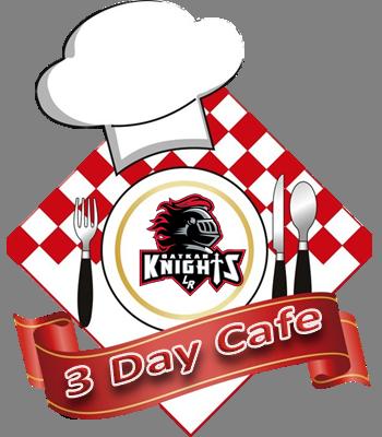 Knights Cafe Logo