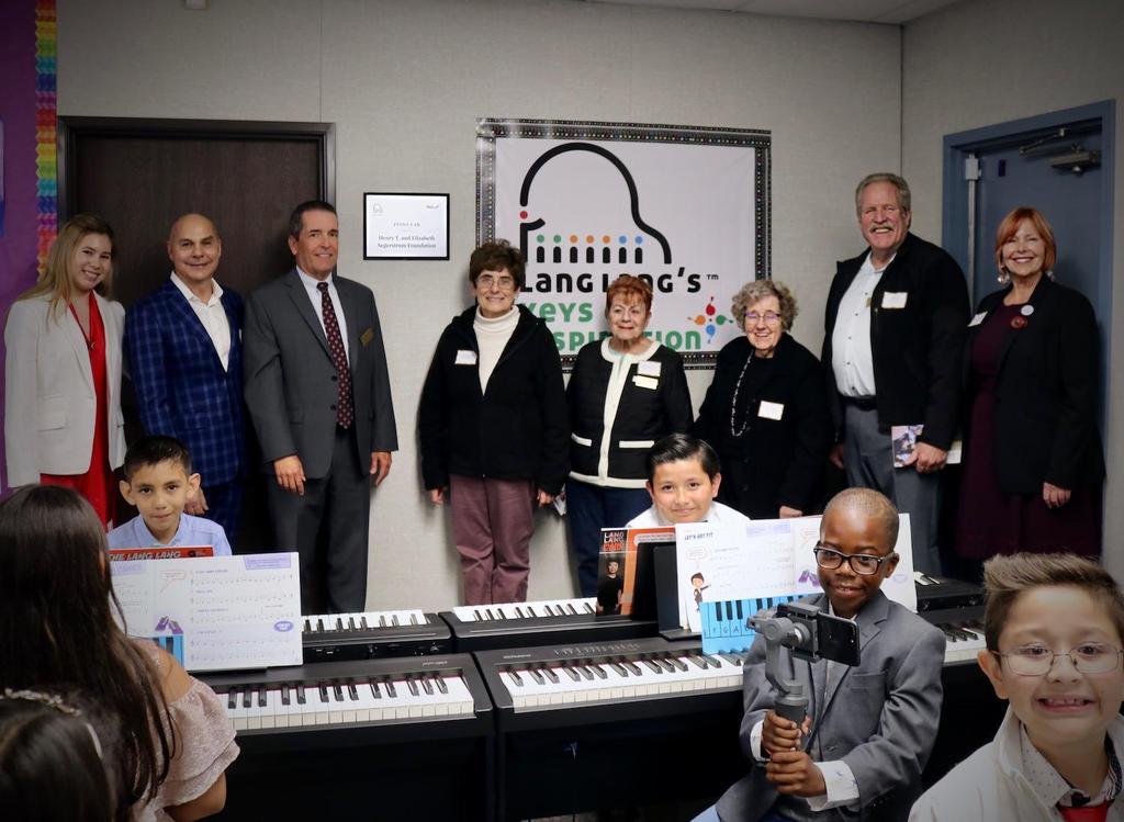 Magnolia Board Members