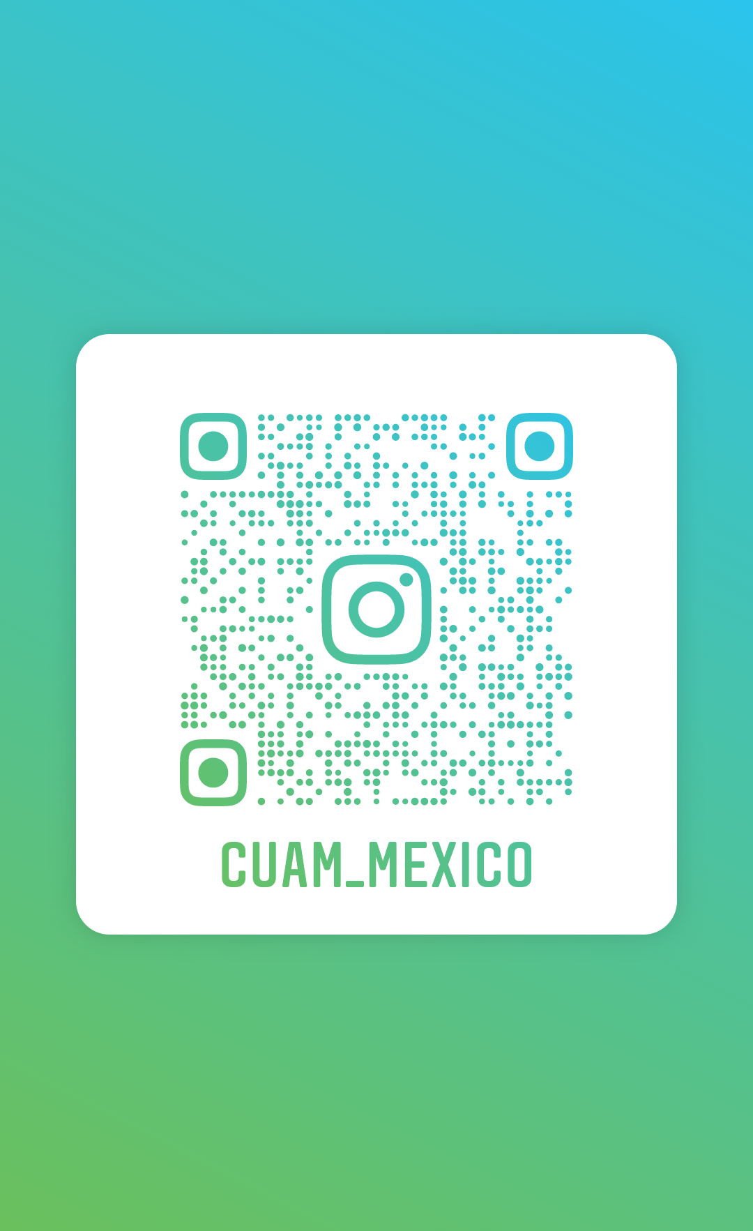 Instagram Prepa CUAM