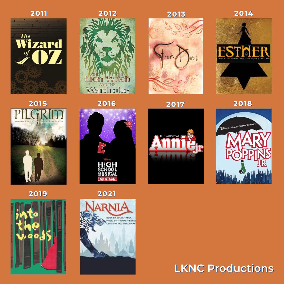 LKNC productions