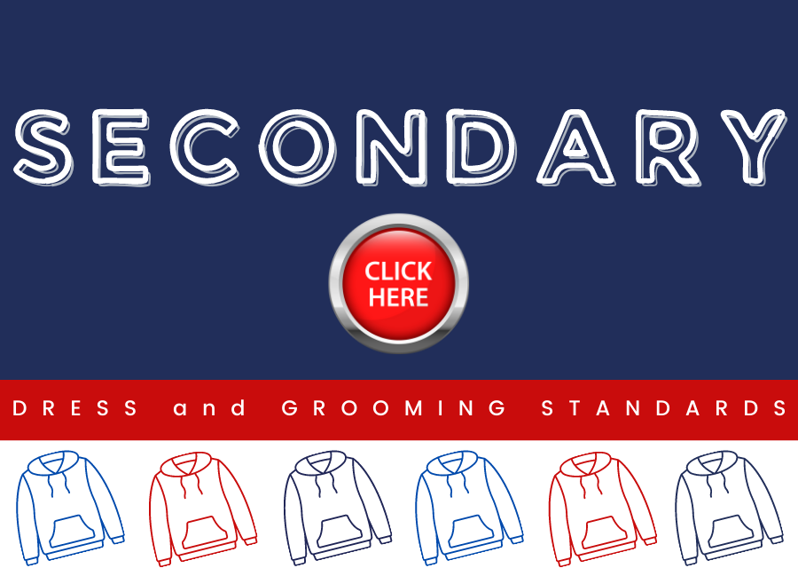 secondary dress code