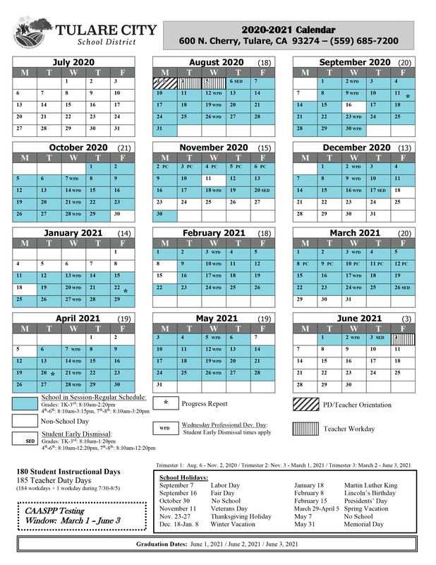 20/21 Calendar