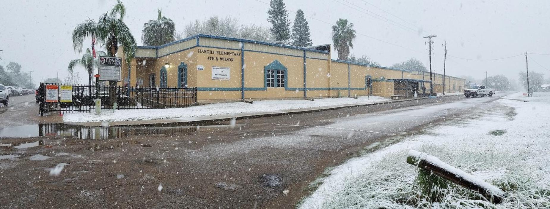 Snowed Campus