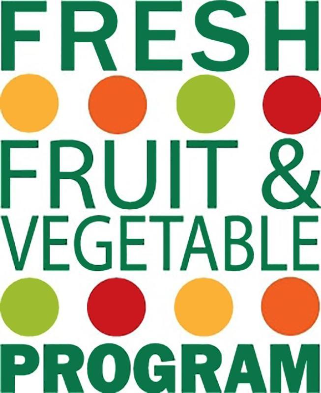 Fresh Fruit and Vegetable Program logo