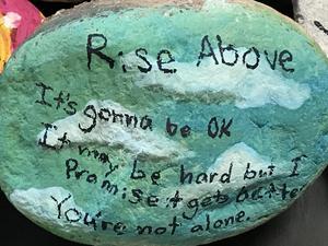 Teal Rock