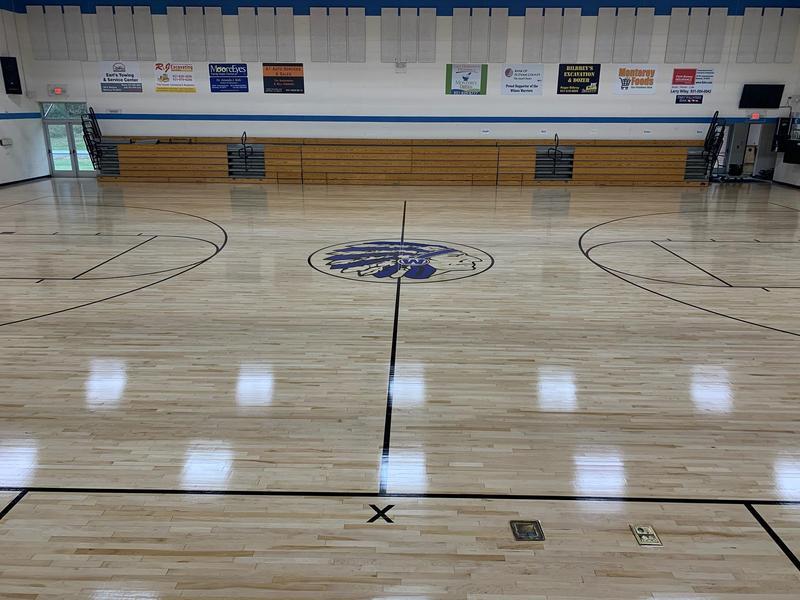Gym Floor Featured Photo