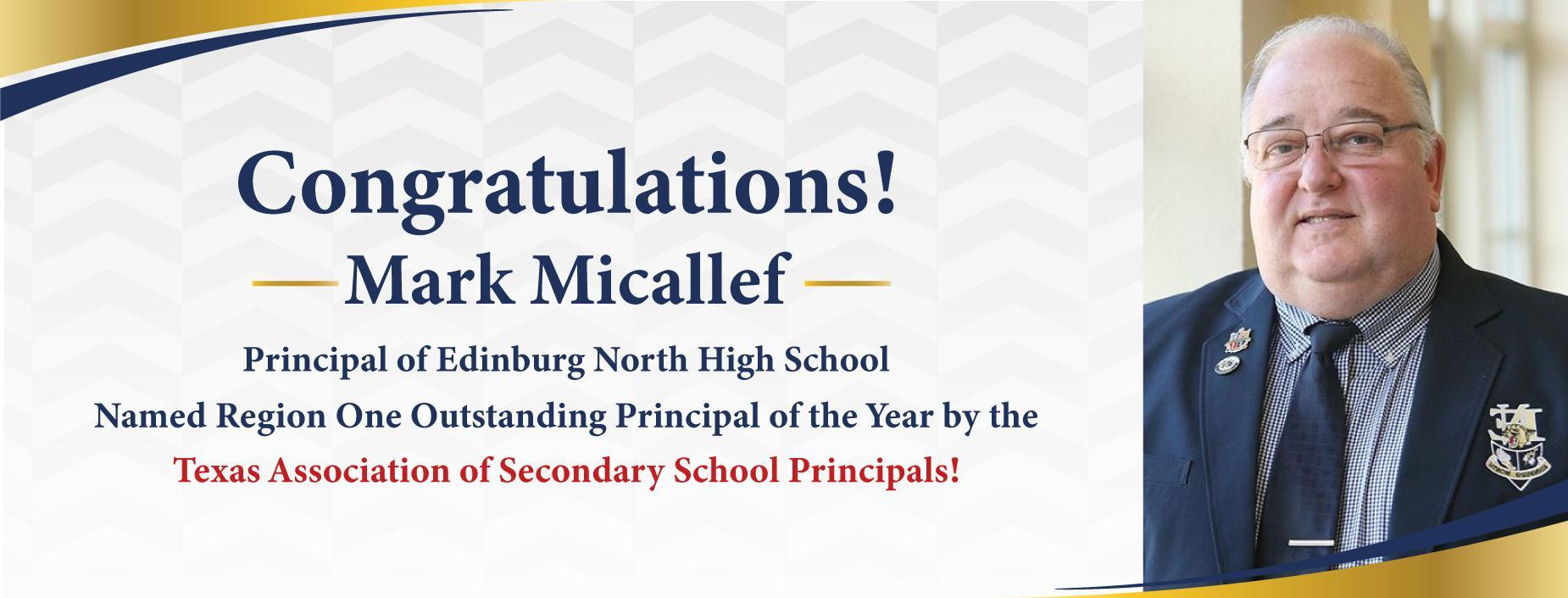 2019 Principal of the Year