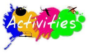 Primary Activities TODAY Years 1-5 / HOY Actividades Primaria Años 1-5 Featured Photo