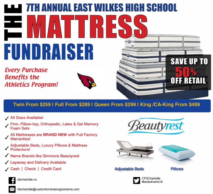 7th Annual Mattress Sale Thumbnail Image