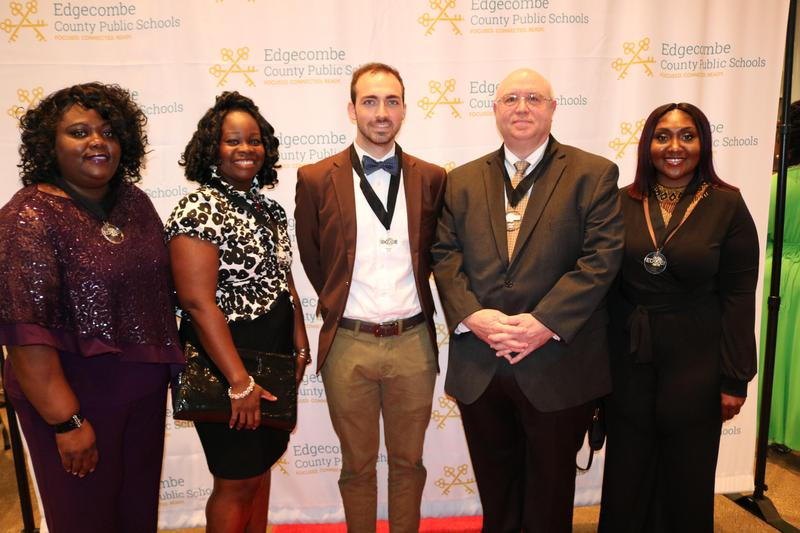 ECPS Employees honored with Edge Awards Thumbnail Image