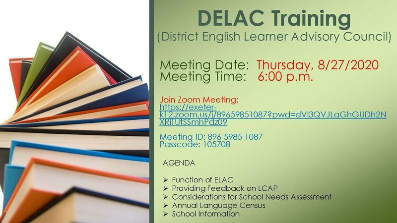 delac meeting info- english