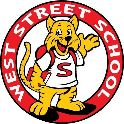 Logo for West Street Wildcats