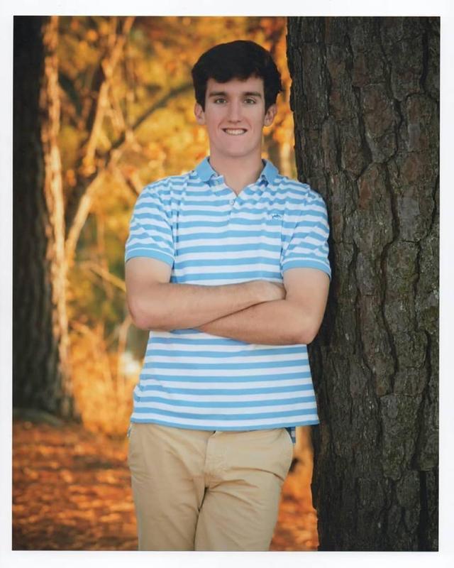 Jackson Stone named a Coca-Cola Scholar Regional Finalist Featured Photo