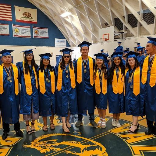 Kern Valley High School graduation