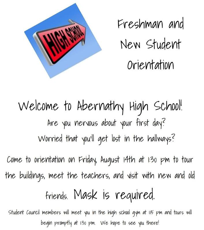 Freshman and New Student Orientation Featured Photo
