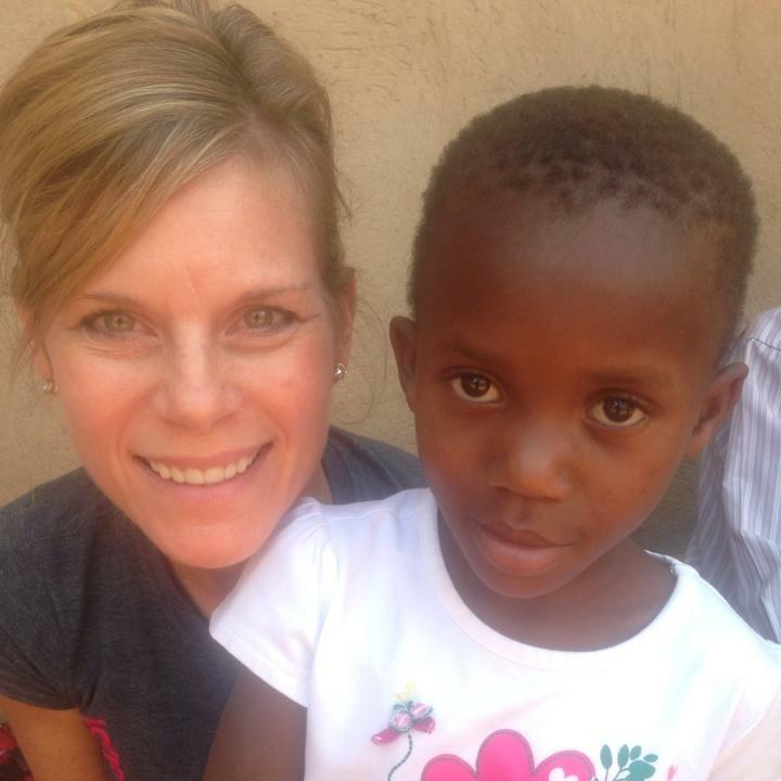 Kacey stole my heart while I lived in Africa