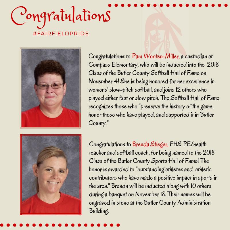 FCSD Has 2 Hall of Famers! Featured Photo