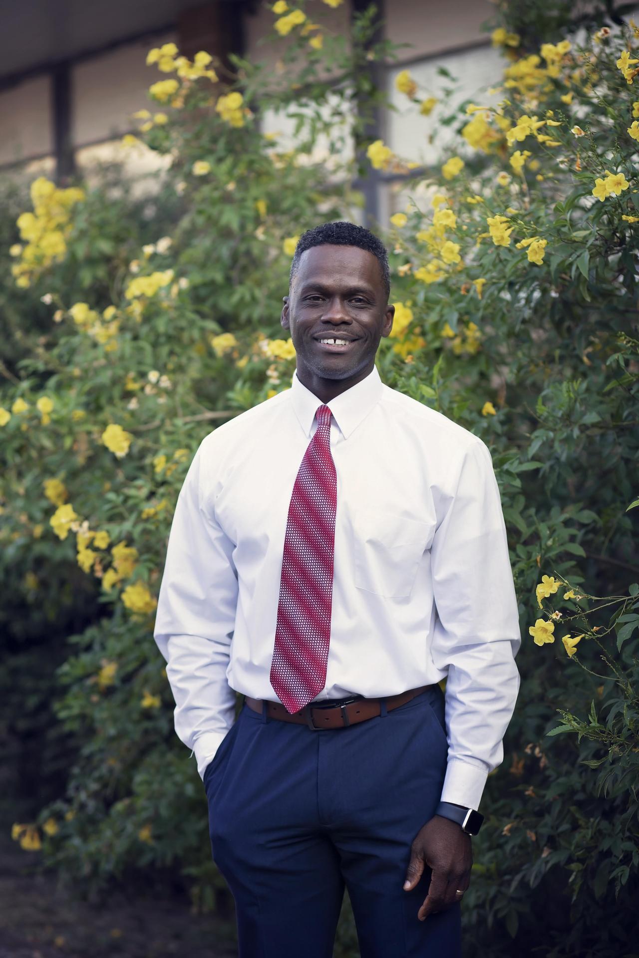 Tedrick Valentine, Principal
