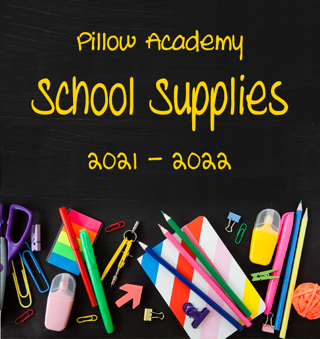 Supply Lists: Grades 6-12 Featured Photo