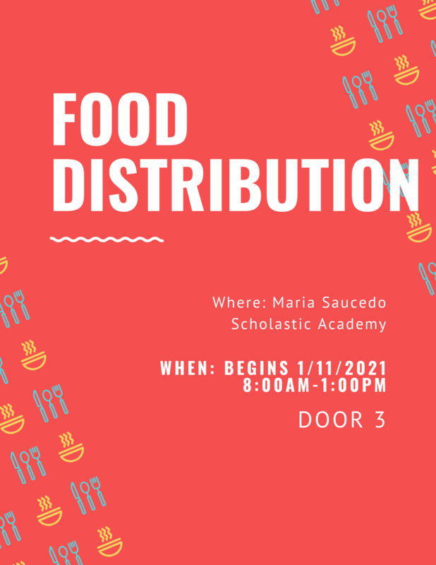Food Distribution at Saucedo Featured Photo