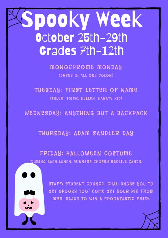 7-12 Spooky Week Featured Photo