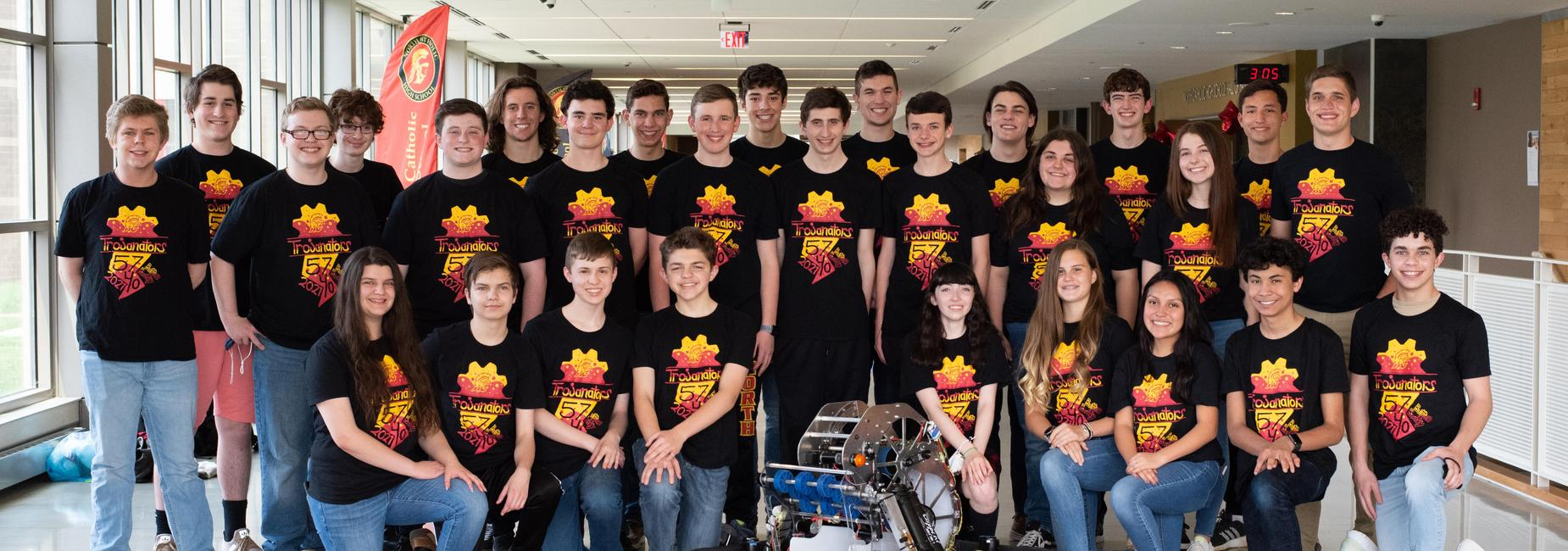 Robotics North Catholic High School